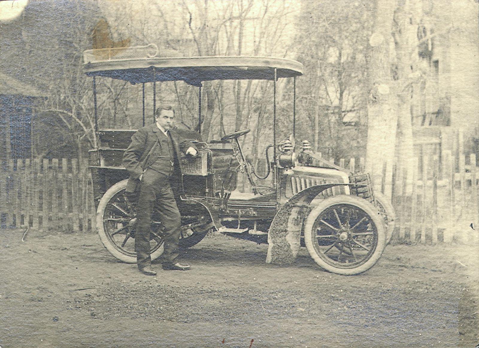 Gottlob Honold 1908