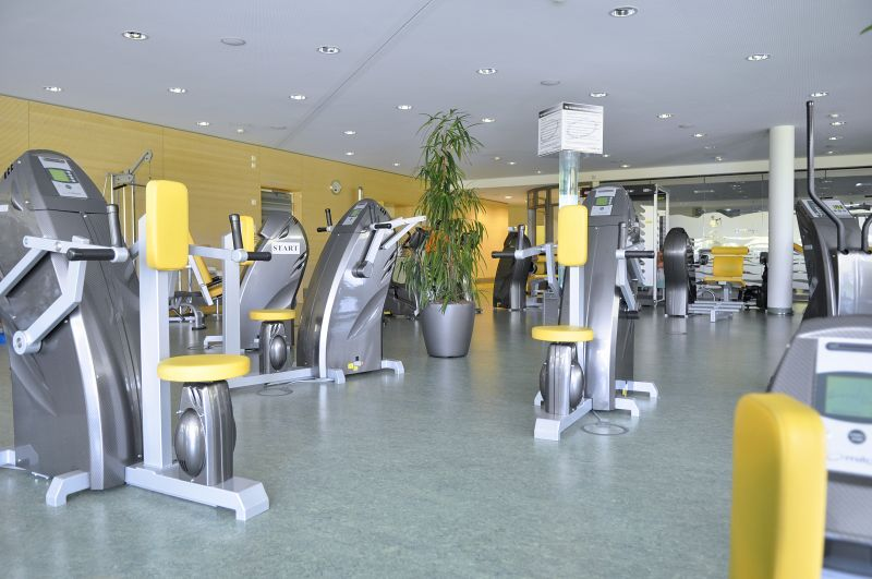 Cardio Plus, Fotogalerie, Trainingsfläche