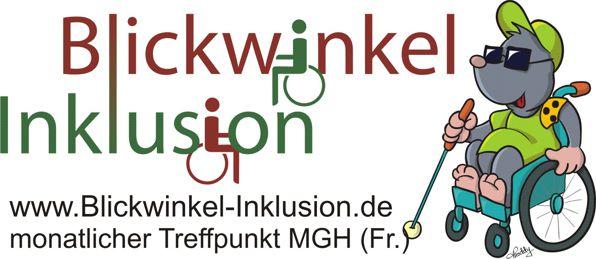 Logo Blickwinkel Inklusion