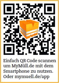 QR-Code Müll_App