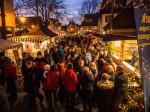 Weihnachtsmarkt 2015 Buntes Markttreiben