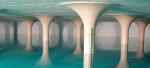 Filtratbehälter der Landeswasserversorgung
