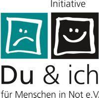 Logo der Initiative du & ich für Mensch in Not e.V.