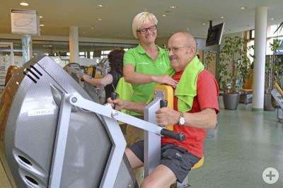 Cardio Plus, Training