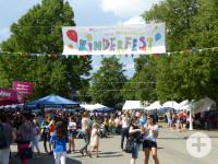 Kinderfest Langenau