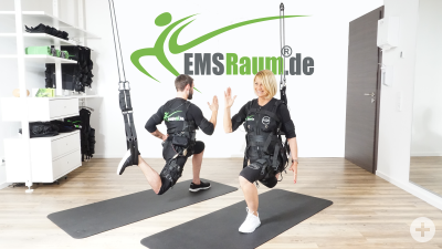 EMS- und Fitness-Training