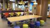McDonald's Langenau Sitzbereich