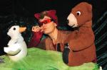 faro theater: Gans der Bär