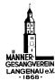 Vereinslogo Männergesangverein 1868 e.V.