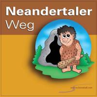 Logo Neandertaler-Weg