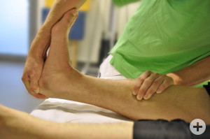 Cardio Plus, Fotogalerie, Physiotherapie