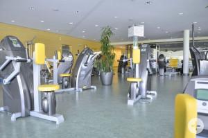 Cardio Plus, Fotogalerie, Trainingsfläche
