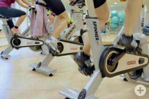 Cardio Plus, Fotogalerie, Spinning